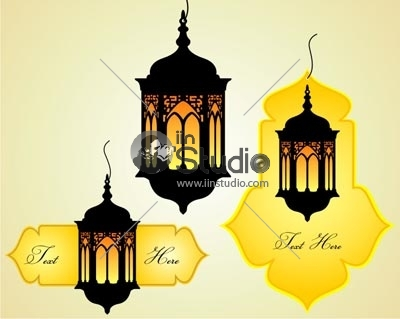 Ramadan and Islamic Vector Illustration
