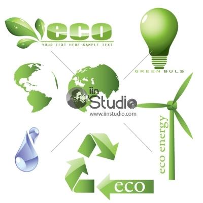 Green Icon Vectors