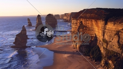 Twelve Apostles, Port Campbell National Park, Victoria, Australi