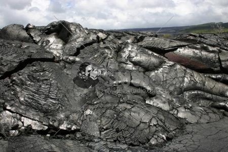 Mauna Kea Hawaii Lava Flow