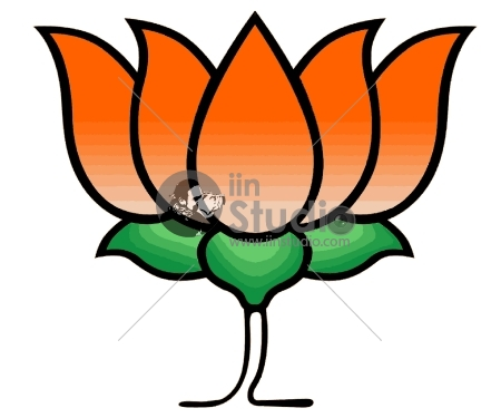 BJP Party Sign - India Election Party