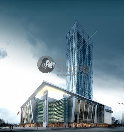 3d building designing