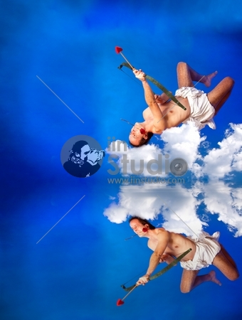 Flying Cupid