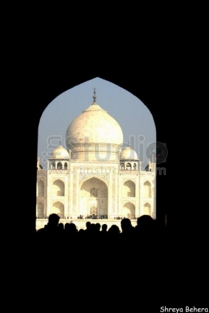 And there is a Taj Mahal at the end of every dark tunnel.
