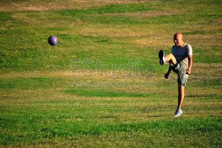 Football moment