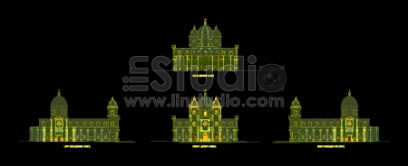 Documentation cathedral - bangalore - india