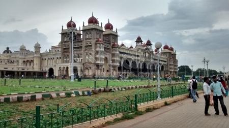 Mysore Palace, Mysore, Karnataka state, India