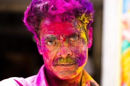 The Holi Man