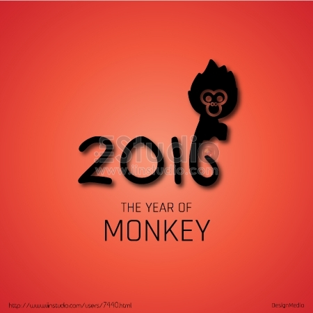 The Year Of Monkey 2016