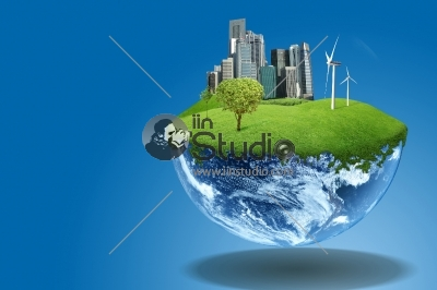 Green Planet Concept